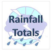 rainfall totals nws