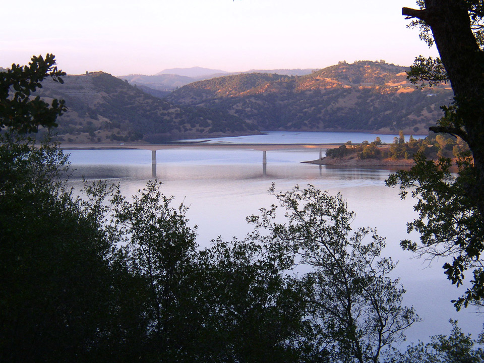 new melones lake credit usbr