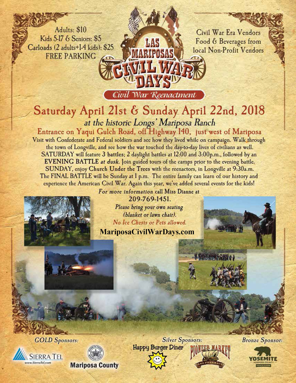2018 Civil War Days lg