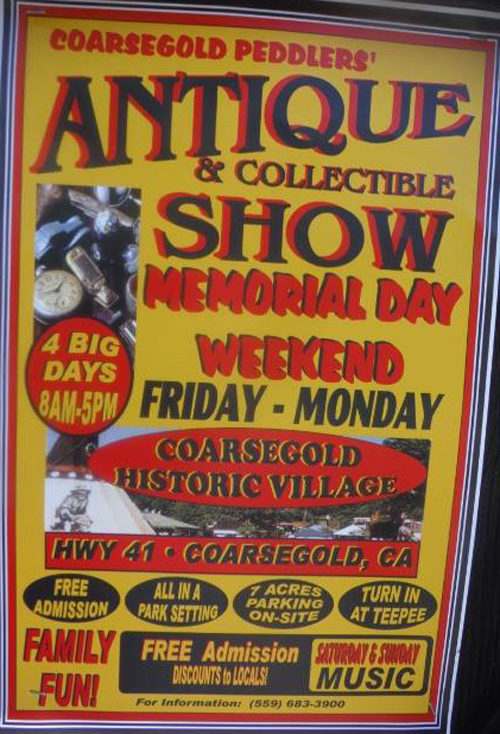 5 25 18 Coarsegold Memorial Day