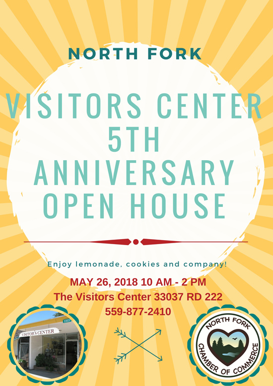 5 26 18 NF Visitors Center open house