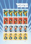USPS Announces Wonder Woman's 75th Anniversary to be Celebrated on Forever Stamps