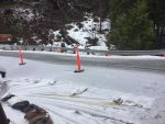 CHP Reports Highway 41 is Closed in Fish Camp - No Access to Yosemite National Park Using Highway 41