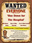 Don't Miss John C. Fremont Hospital Foundation's 'Hoe-Down for the Hospital' Fundraiser on August 6, 2016