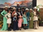 Mariposa County Fair Rodeo Royalty Contestants Participated in Competition Day
