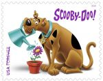 Zoinks! Everyone's Favorite Great Dane, SCOOBY-DOO, is New Addition to the 2018 Forever Stamp Program