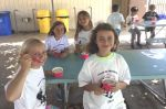 Sierra Foothill Charter School Students Win Frozen Yogurt Treats