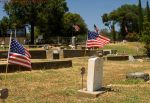 Photo of the Day - May 29, 2016 - Memorial Day Weekend in Mariposa - Never Forget!