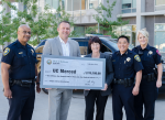 UC Merced Campus Security Enhanced by Infusion of $1.1M from California State Budget