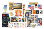U.S. Postal Service Provides a Sneak Peek at Select 2018 Stamps