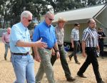 Secretary of the Interior Zinke and Congressman McClintock Visit the Ferguson Fire in Mariposa County