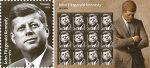 Forever Stamp Commemorating JFK's  Birth Centennial Dedicated on President's Day