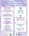 Mariposa County 1st Annual Elder Empowerment Against Abuse Community Event on June 7, 2017
