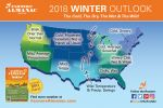Farmers' Almanac™ Releases National Winter 2018 Winter Prediction – Mild with Average Precipitation for the West