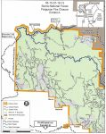 Sierra National Forest Officials Issue Ferguson Fire Closure in Mariposa County
