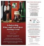 Madera County Farm Bureau Scholarship, Wine and Local Beer Tasting Event on May 1, 2016