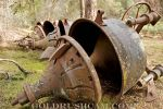 Photo of the Day - May 25, 2016 - Historic Mining Equipment in Mariposa County