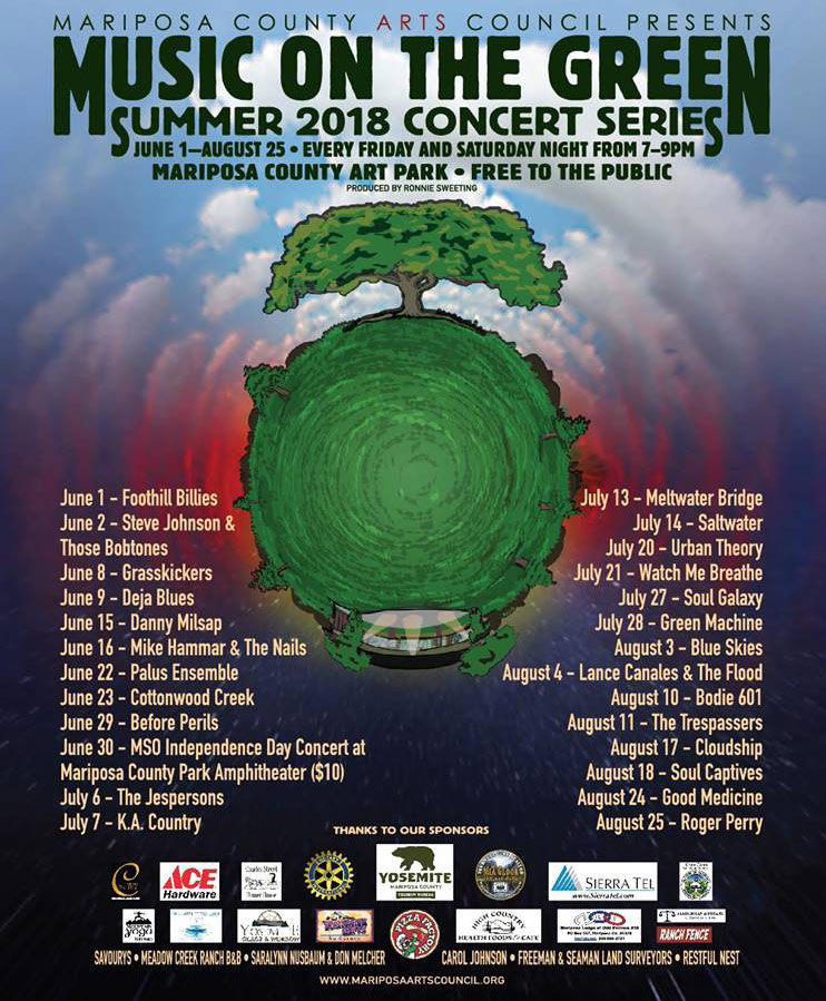 2018 Music on the Green