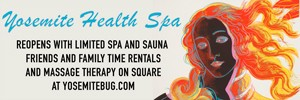 'Click' Here to Visit: 'Yosemite Bug Health Spa', Now Open.