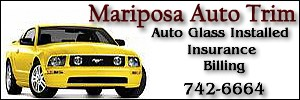 'Click' for Mariposa Auto Trim: Get Your Glass Repaired or Replaced at 'Mariposa Auto Trim' in Mariposa, California