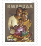 Postal Service Dedicating Kwanzaa Forever Stamp