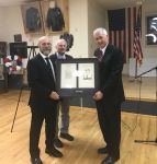 Congressman Tom McClintock's Presentation Honors Marine Staff Sergeant Sky Mote – HR 979 Designates A Mountain In The John Muir Wilderness Of The Sierra National Forest As Sky Point