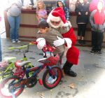 3rd Annual Bicycle & Toy Giveaway Co-Hosted by G'ma and Pappa's & Sierra Shadow Casters MC on December 15, 2018