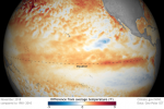 December 2018 ENSO Update Finds El Niño Conditions Haven't Kicked In Just Yet But Could Happen Soon