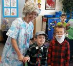 Sierra Foothill Charter School Celebrates 100 Days of School