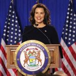Michigan Governor Gretchen Whitmer Calls for Unity Following President Trump's Call for Governors to 'Dominate' Protesters - Says the President's Dangerous Comments Should Be Gravely Concerning To All Americans