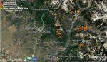 Sierra National Forest Creek Fire Updates for Monday, September 21, 2020