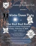 MCHS Academic Boosters Club Hosts Winter Dance Party Fundraiser on Friday, February 8, 2019