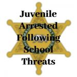 Madera County Sheriff's Office Reports an Arrest of a Juvenile for Threats at Coarsegold Elementary School