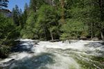 Officials Warn Against Entering Merced River Due to High River Flows