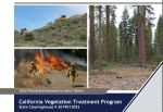 Rural County Representatives of California Reports California Department of Forestry and Fire Protection Unveils Statewide Vegetation Treatment Program