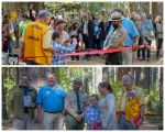 Calaveras Big Trees State Park Officially Reopens the Three Senses Trail