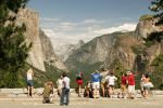 Tioga and Glacier Point Roads in Yosemite National Park will Close Beginning at 6:00 P.M. Tuesday, November 20, 2018 Due to Incoming Winter Weather