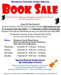Don't Miss Mariposa Friends of the Library Semi-Annual Book Sale October 3 Through October 6, 2019
