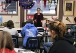 Mariposa Academic Booster Club's Career Lunch Featured Business Owner and Local Graduate Anita Starchman Bryant