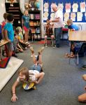 Sierra Foothill Charter School Students Learn About Sharks