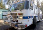 Mariposa County Fire Department Call Log: January 7 - 13, 2019