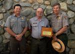 Thomas Karl Standen III Receives the 2018 Barry Hance Memorial Award at Yosemite National Park