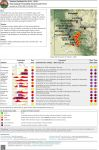 Forest Service Wildland Fire Smoke/Air Quality Outlook Due to the Creek Fire in the Yosemite Area for September 21 & 22, 2020