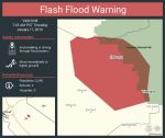 Flash Flood Warning Issued for El Portal, Jerseydale, Wawona, and Crane Flat in Mariposa County