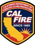 California Statewide Fire Summary for Thursday, September 16, 2021