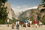 Glacier Point Road in Yosemite National Park Remains Closed Due to Incoming Winter Storm Through Sunday, May 19, 2019