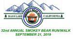 CAL FIRE Madera-Mariposa-Merced Unit Announces 32nd Annual Smokey Bear Run/Walk on September 21, 2019
