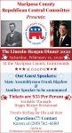Mariposa County Republican Central Committee to Host Annual Lincoln-Reagan Dinner on Saturday, February 15, 2020