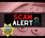 Mariposa County Sheriff's Office Announces a Scam Alert Concerning COVID-19 Vaccine Appointments
