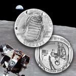 United States Mint Unveils Designs for the 2019 Apollo 11 50th Anniversary Commemorative Coin Program